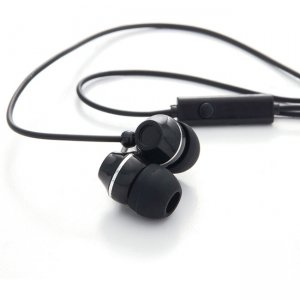 Verbatim 99774 Stereo Earphones with Microphone