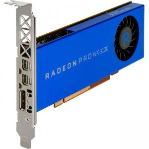 HP 2TF08AT Radeon Pro WX 3100 Graphic Card