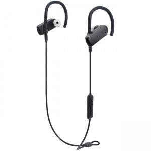 Audio-Technica ATH-SPORT 70 BT BK SonicSport Wireless In-ear Headphones