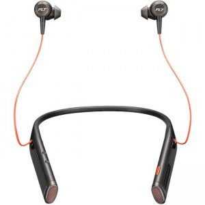 Plantronics 208748-01 Voyager 6200 UC Business-Ready Bluetooth Neckband Headset With Earbuds