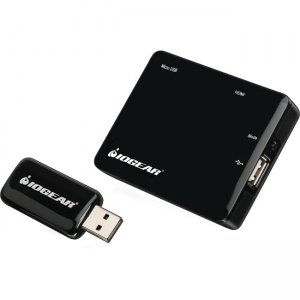 Iogear GWSSKIT Wireless Screen Sharing and Miracast Kit