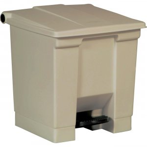 Rubbermaid Commercial 614300BG Step-on Waste Container RCP614300BG