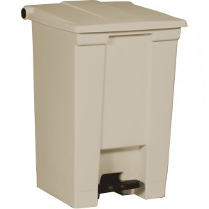 Rubbermaid Commercial 614400BG Step-on Waste Container RCP614400BG