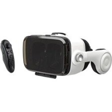 iLive IVR77BDL Virtual Reality Goggles with Headphones and Remote