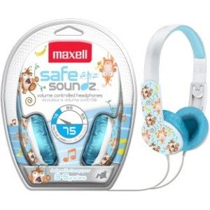 Maxell 199721 Safe Soundz Headphone
