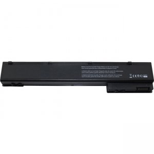 V7 QK641AA#ABA -V7 Battery for select HP ELITEBOOK laptops(5600mAh, 81 Whrs, 8cell)632114-421,632425-001