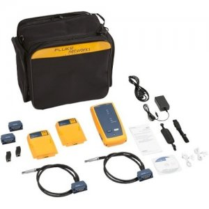 Fluke Networks DSX2-ADD-R Cable Analyzer Accessory Kit