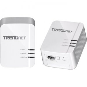 TRENDnet TPL-422E2K Powerline 1300 AV2 Adapter Kit