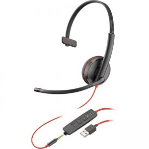 Plantronics 209746-22 Blackwire Headset