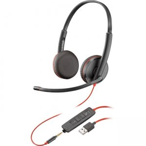 Plantronics 209747-22 Blackwire Headset