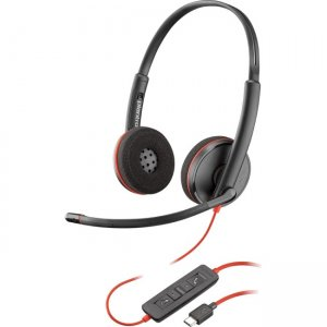 Plantronics 209745-22 Blackwire Headset