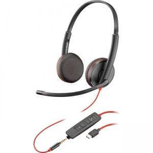 Plantronics 209751-22 Blackwire Headset