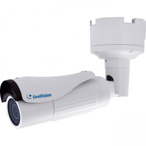 GeoVision GV-BL4713 4MP H.265 4.3x Zoom Super Low Lux WDR Pro IR Bullet IP Camera