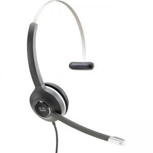 Cisco CP-HS-W-531-USBA= Headset (Wired Single with USB Headset Adapter)