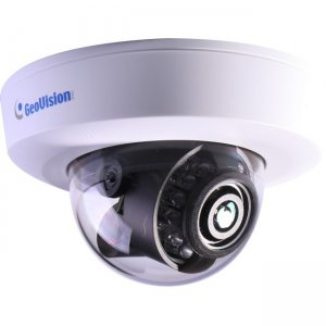 GeoVision GV-EFD2700-0F 2MP H.265 Super Low Lux WDR Pro IR Mini Fixed IP Dome