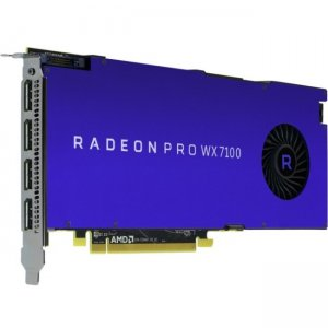 HPE Q1K37A AMD Radeon Pro WX7100 Graphics Accelerator