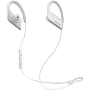 Panasonic RP-BTS35-W Wings Ultra-Light Wireless Bluetooth Sport Earphones - White