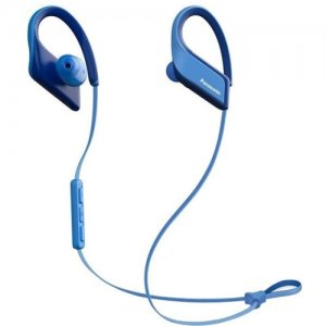 Panasonic RP-BTS35-A Wings Ultra-Light Wireless Bluetooth Sport Earphones - Blue
