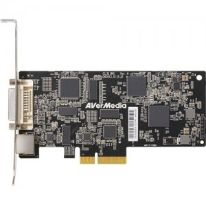 AVerMedia CL311-M1 4K Multiple Inputs Low Profile Capture Card