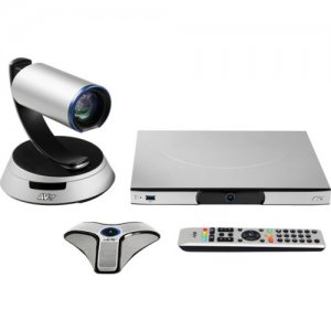 AVer COMESS100 Orbit Series Full HD Endpoint Video Conferencing System