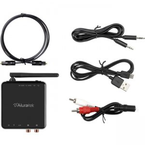 Aluratek ABC53F Universal Bluetooth Audio Receiver and Transmitter with Bluetooth 5