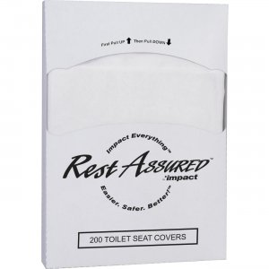 Impact Products 25184473 1/4-fold Toilet Seat Covers IMP25184473