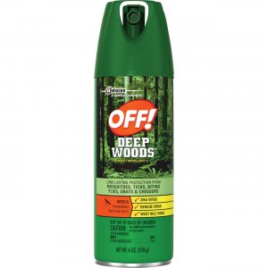 OFF! 611081CT Deep Woods Insect Repellent SJN611081CT