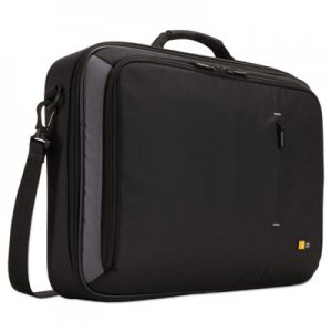 "Case Logic CLG3200926 Track 18"" Clamshell Case, 18"", 19.3"" x 3.9"" x 14.2"", Black"