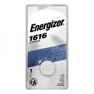 Energizer EVEECR1616BP Watch/Electronic/Specialty Battery, 1616, 3V