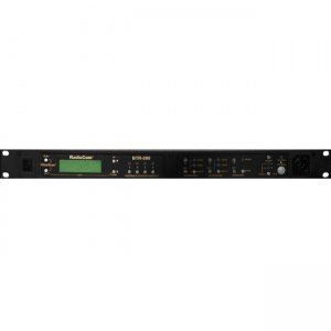 RTS BTR-800-F2R5 Two-Channel UHF Synthesized Wireless Intercom Base Station