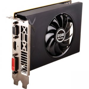 XFX R7240A2TS4 Radeon R7 240 Graphic Card