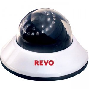 Revo RCDS30-2A 660 TVL Indoor Dome Surveillance Camera with Night Vision