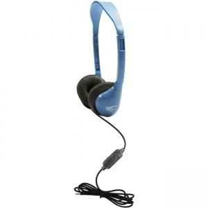 Hamilton Buhl MS2-AMV SchoolMate, Personal iCompatible Headset With In-Line Microphone
