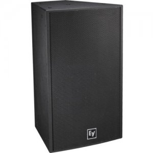 "Electro-Voice EVF-1152S/64-BLK EVF-1152S/64 Single 15"" Two-Way Full-Range Loudspeaker System"
