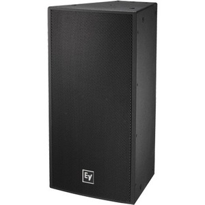 "Electro-Voice EVF-1152S/66-BLK EVF-1152S/66 Single 15"" Two-Way 60 x 60 Full-Range Loudspeaker System"