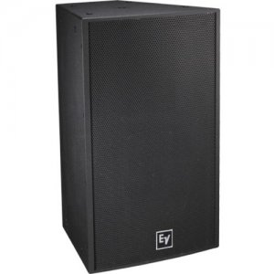 "Electro-Voice EVF-1152S/99-BLK EVF-1152S/99 Single 15"" Two-Way Full-Range Loudspeaker System"