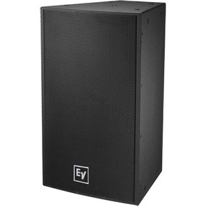 "Electro-Voice EVF-1152D/43-BLK EVF-1152D/43 Single 15"" Two-Way 40 x 30 Full-Range Loudspeaker System"