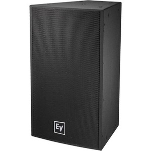 "Electro-Voice EVF-1152D/64-BLK EVF-1152D/64 Single 15"" Two-Way 60 x 40 Full-Range Loudspeaker System"