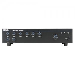 Atlas Sound AA240 Strategy Six Input Mixer Amplifier