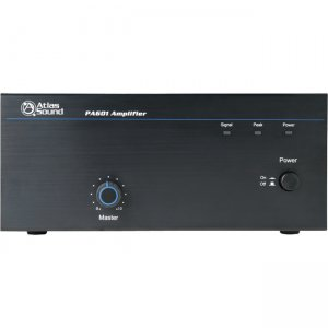 Atlas Sound PA601 60 Watt Single Channel Power Amplifier