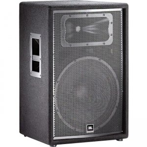 JBL JRX215 Two-Way Sound Reinforcement Loudspeaker System