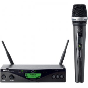 AKG 3306X00370 Wireless Microphone System