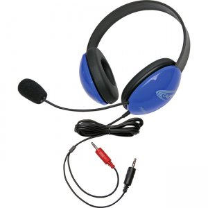 Califone 2800BL-AV Listening First Stereo Headset