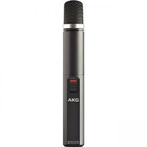 AKG 3354X00010 High-Performance Small Diaphragm Condenser Microphone