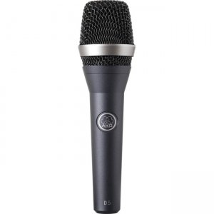 AKG 3138X00070 Professional Dynamic Vocal Microphone