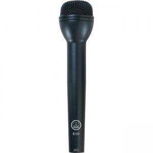 AKG 2558X00020 High-Performance Dynamic ENG Microphone