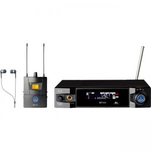 AKG 3097H00300 IEM Band8 50mW Reference Wireless in-ear-monitoring System