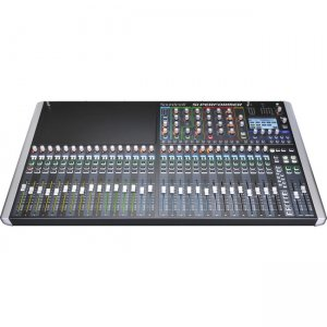 Soundcraft 5001849 Si Audio Mixer