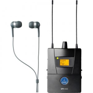AKG 3096H00280 Set Band7 Reference Wireless in-ear-monitoring System