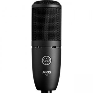 AKG 3101H00400 High-Performance General Purpose Recording Microphone